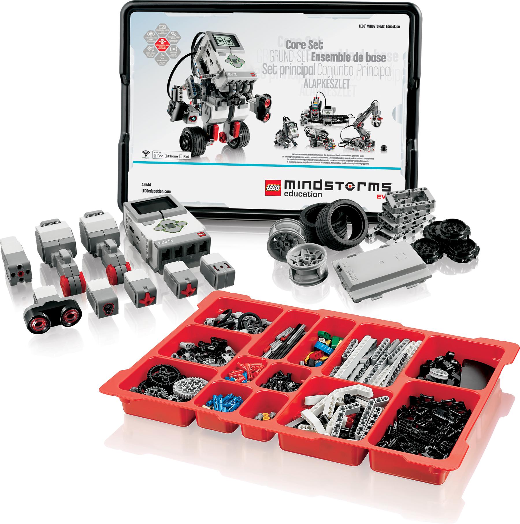 Docs Electronic Ear For Lego Rcx Module Image